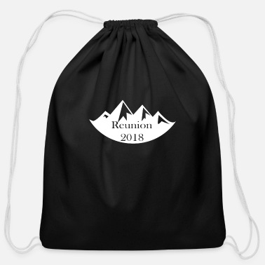 Reunion Reunion 2018 - Cotton Drawstring Bag