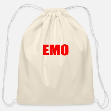 Emo EMO - Cotton Drawstring Bag