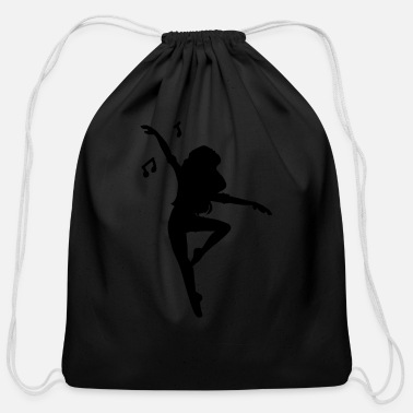 Silhouette silhouette - Cotton Drawstring Bag