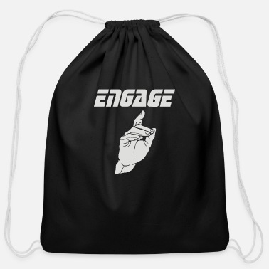 Engagement Engage - Cotton Drawstring Bag