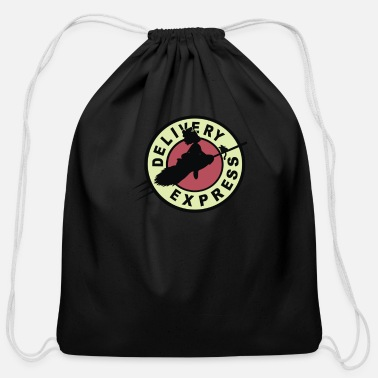 Delivery Delivery Express - Cotton Drawstring Bag