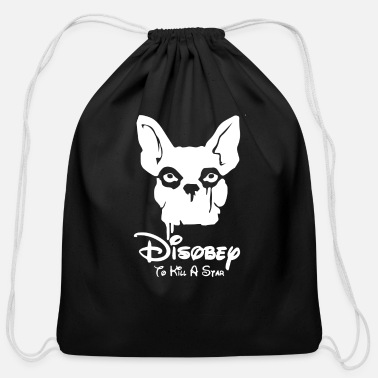 Disobey Disobey - Cotton Drawstring Bag
