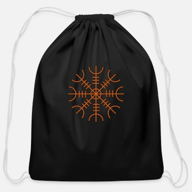 Aegishjalmur Aegishjalmur - Cotton Drawstring Bag