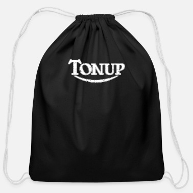 Ton Up Ton Up - Cotton Drawstring Bag