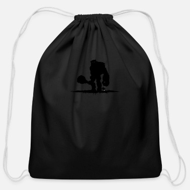 Shadow of the Colossus inspired M57 Trending - Cotton Drawstring Bag