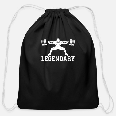 Legendary Legendary - Cotton Drawstring Bag