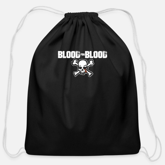 Summer Bags & Backpacks - V931 Funky - Cotton Drawstring Bag black
