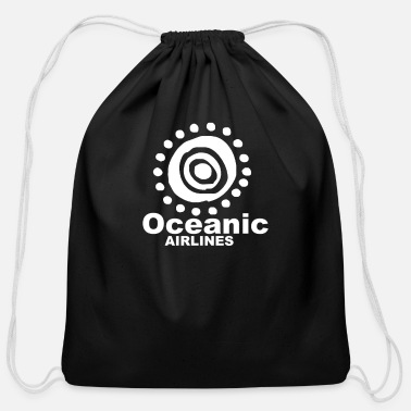 Airline Oceanic Airlines - Cotton Drawstring Bag