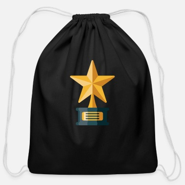 Award Awards Trophy - Cotton Drawstring Bag