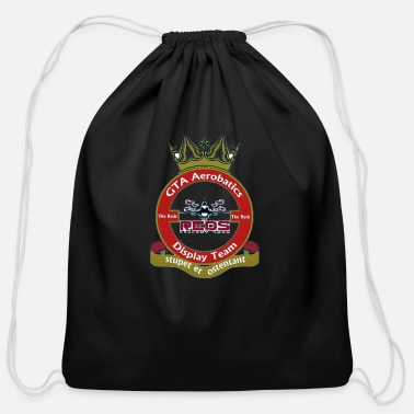 Gta GTA Areobatics Display Team - Cotton Drawstring Bag