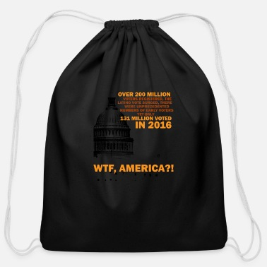 Wtf WTF - Cotton Drawstring Bag