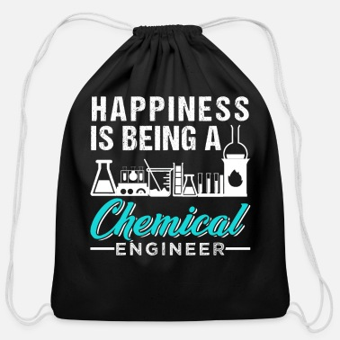 Chemical Chemical - Cotton Drawstring Bag