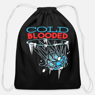 Cold Blood cold blooded - Cotton Drawstring Bag