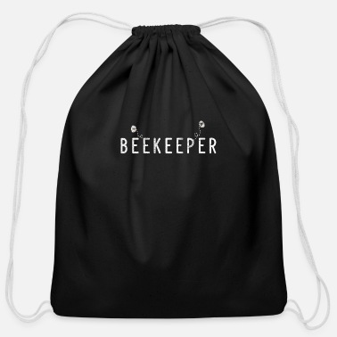 Insect Beekeeper Bees Beekeeping Bumblebee - Cotton Drawstring Bag