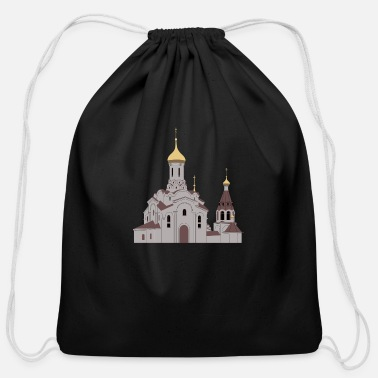 Orthodox Orthodox church - Cotton Drawstring Bag