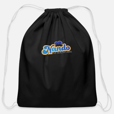Web web - Cotton Drawstring Bag