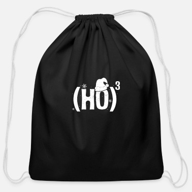 Chemical Chemist Christmas | Chemistry Students Gift - Cotton Drawstring Bag