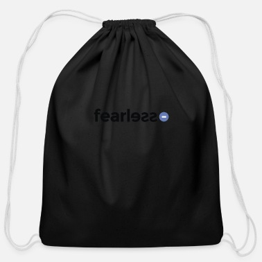 Fearless Fearless - Cotton Drawstring Bag