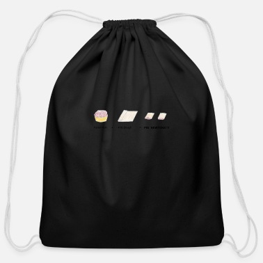 Newton PIG NEWTONS - Cotton Drawstring Bag
