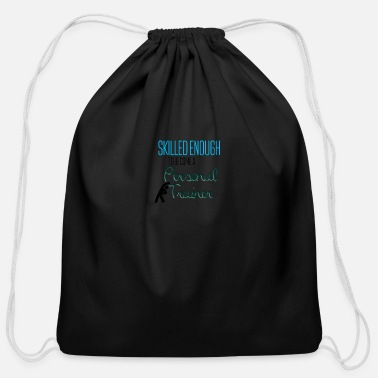 Personal Trainer Personal Trainer - Cotton Drawstring Bag