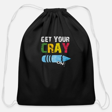 Kindergarten kindergarten - Cotton Drawstring Bag