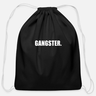 Gangster GANGSTER - Cotton Drawstring Bag