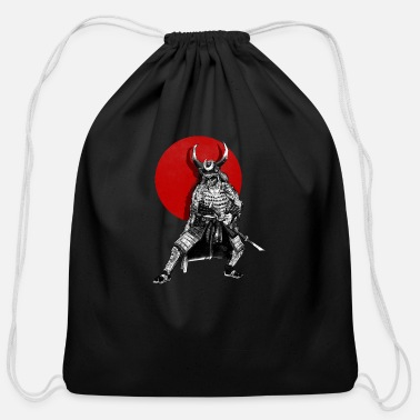 Samurai Samurai - Cotton Drawstring Bag