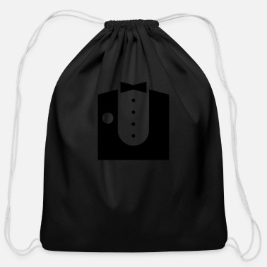 Tux TUX - Cotton Drawstring Bag