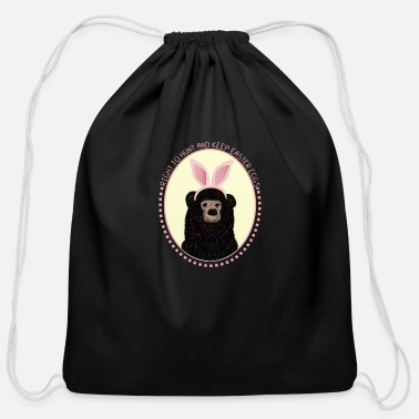 Easter Egg Easter Egg Hunt - Cotton Drawstring Bag