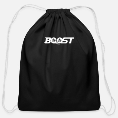 Boost Boost - Cotton Drawstring Bag