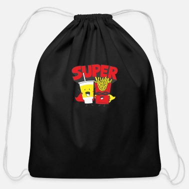 Super Super - Cotton Drawstring Bag