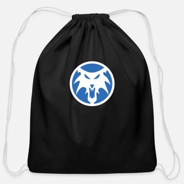 Clan Frostwolf Clan - Cotton Drawstring Bag