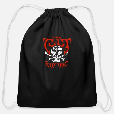 Cult The Cult Electric Beckham - Cotton Drawstring Bag