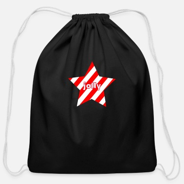 Jolly jolly - Cotton Drawstring Bag