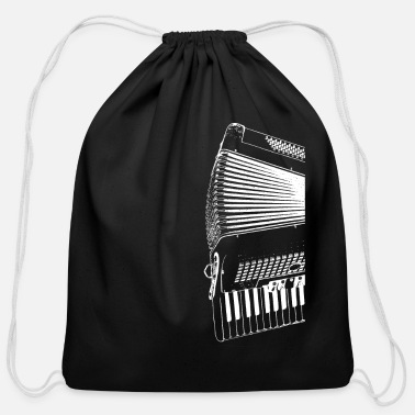 Accordion Accordion Gift Accordion Musician - Cotton Drawstring Bag