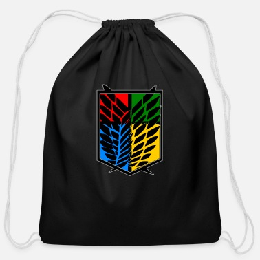 Legion Windows Legion - Cotton Drawstring Bag