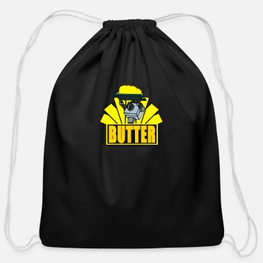 Butter Butter - Cotton Drawstring Bag