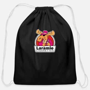 Mascot Cigarettes Mascot - Cotton Drawstring Bag