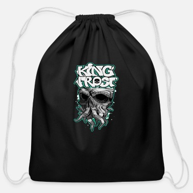 Frost King Frost - Cotton Drawstring Bag