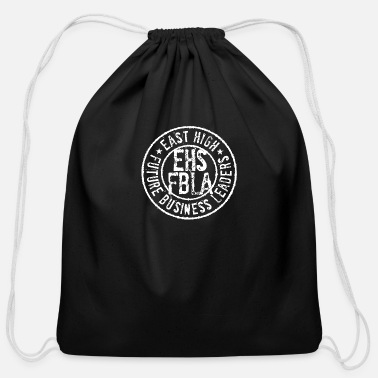East East High - Cotton Drawstring Bag