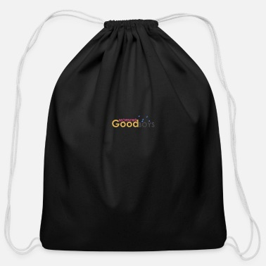Morning good morning - Cotton Drawstring Bag
