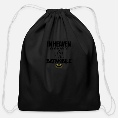Heaven In heaven - Cotton Drawstring Bag