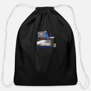 Biscuit BiscuIT Support - Cotton Drawstring Bag