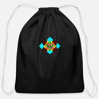 Third Third eye - Cotton Drawstring Bag