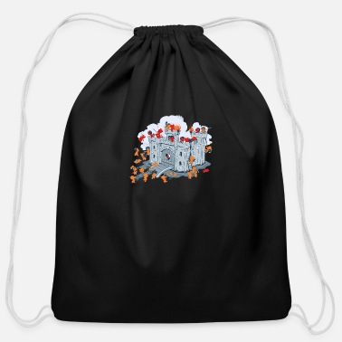Sieg The Siege - Cotton Drawstring Bag