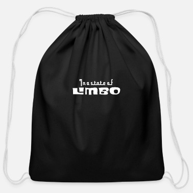 In a state of limbo - Cotton Drawstring Bag