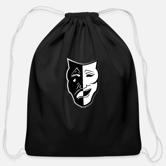 Esports Bags & Backpacks - Irony eSports Varsity Jacket - Cotton Drawstring Bag black