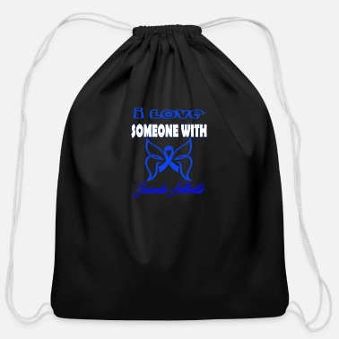 Arthritis Awareness Juvenile Arthritis Awareness - Cotton Drawstring Bag