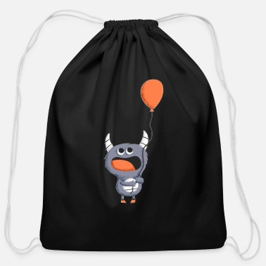 Party Monster Party Monster - Cotton Drawstring Bag
