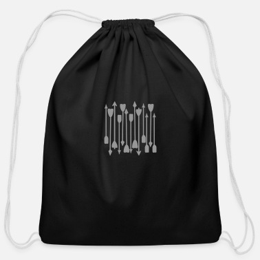 Collections ARROWS Collection - Cotton Drawstring Bag